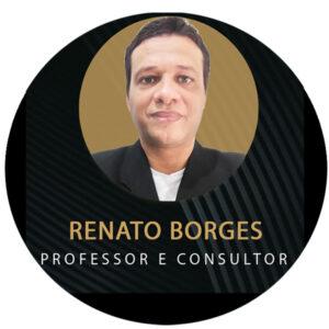 imagem que mostra o Professor Mestre Renato Borges